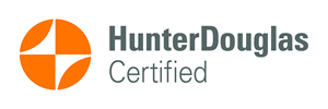 Hunter Douglas Certified